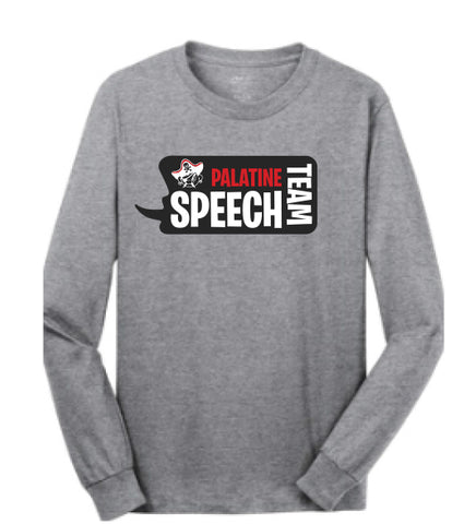 LONG SLEEVE - GRAY