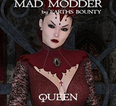 Mad Modder Queen
