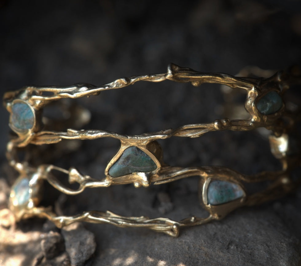 Weeping Willow Cuff
