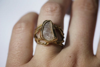Morning Glory Ring