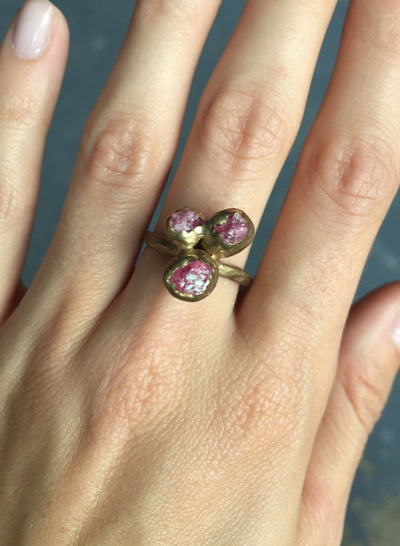 Reef Trio Ring