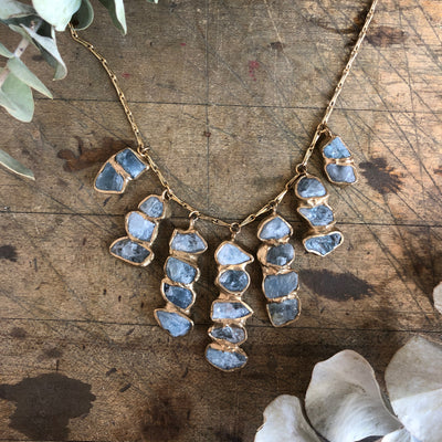Seafaring Cascade Necklace