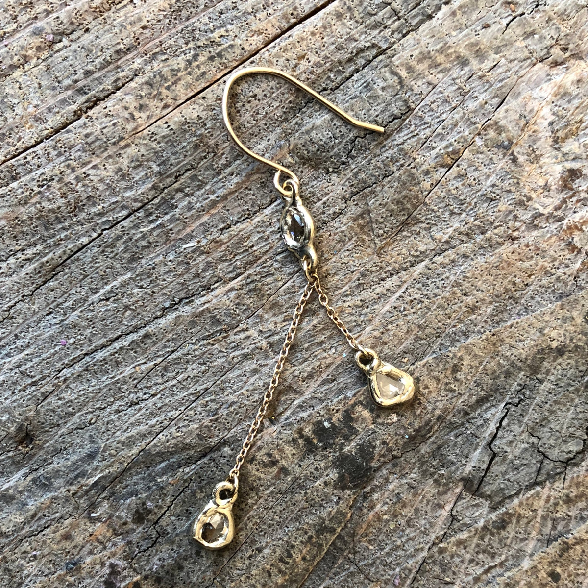 Mirage Cascade Earrings