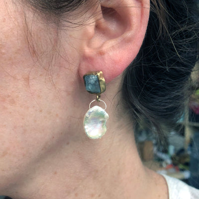 Summer Sky Earrings