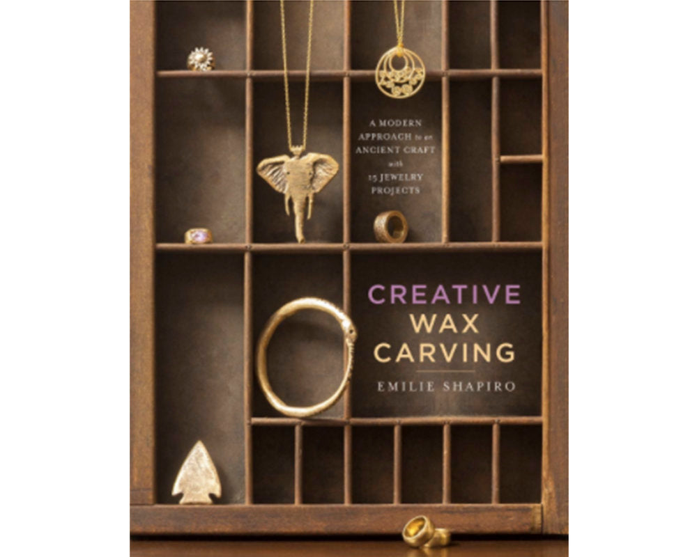 Creative Wax Carving (Signed Copy)