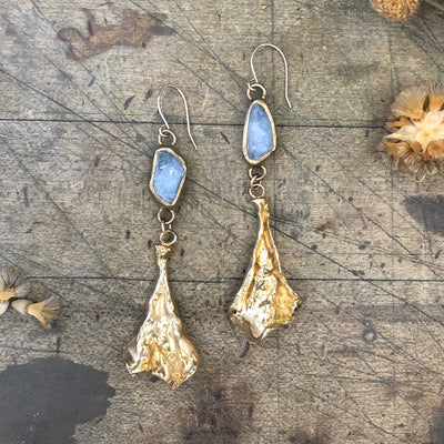 Echeveria Earrings