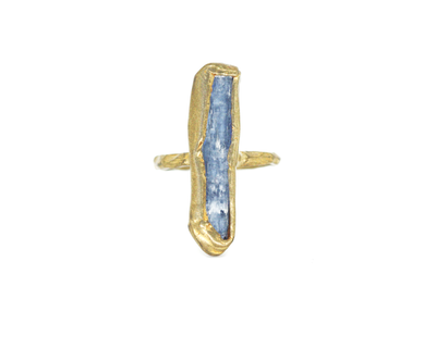 Guardian Ring - Kyanite