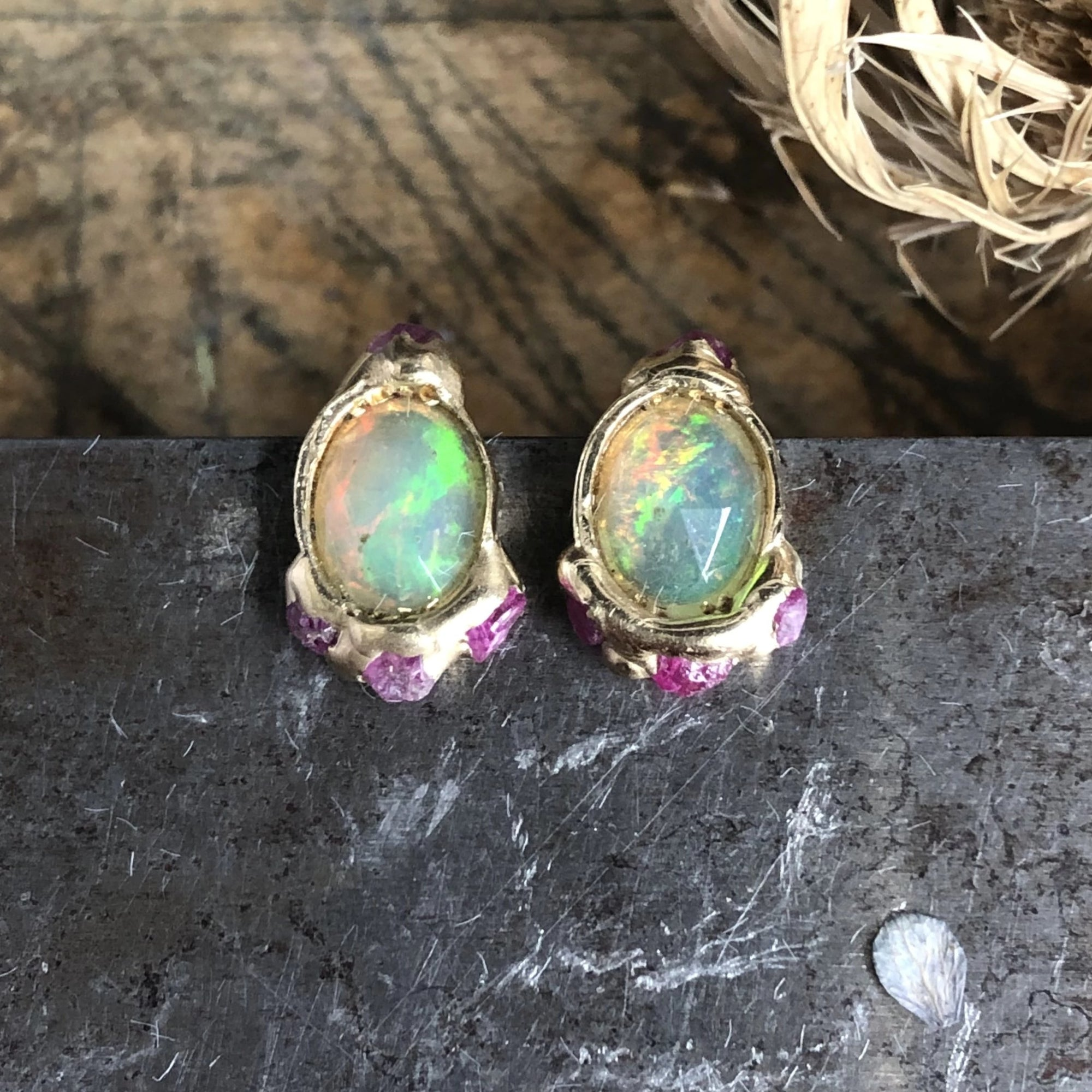 Looking Glass Studs
