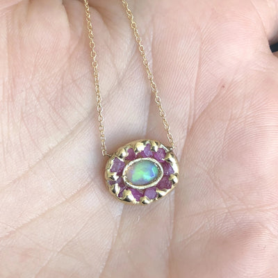 Mini Looking Glass Pendant
