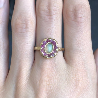 Mini Looking Glass Ring