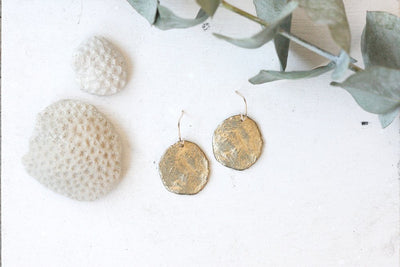 Moonscape Earring