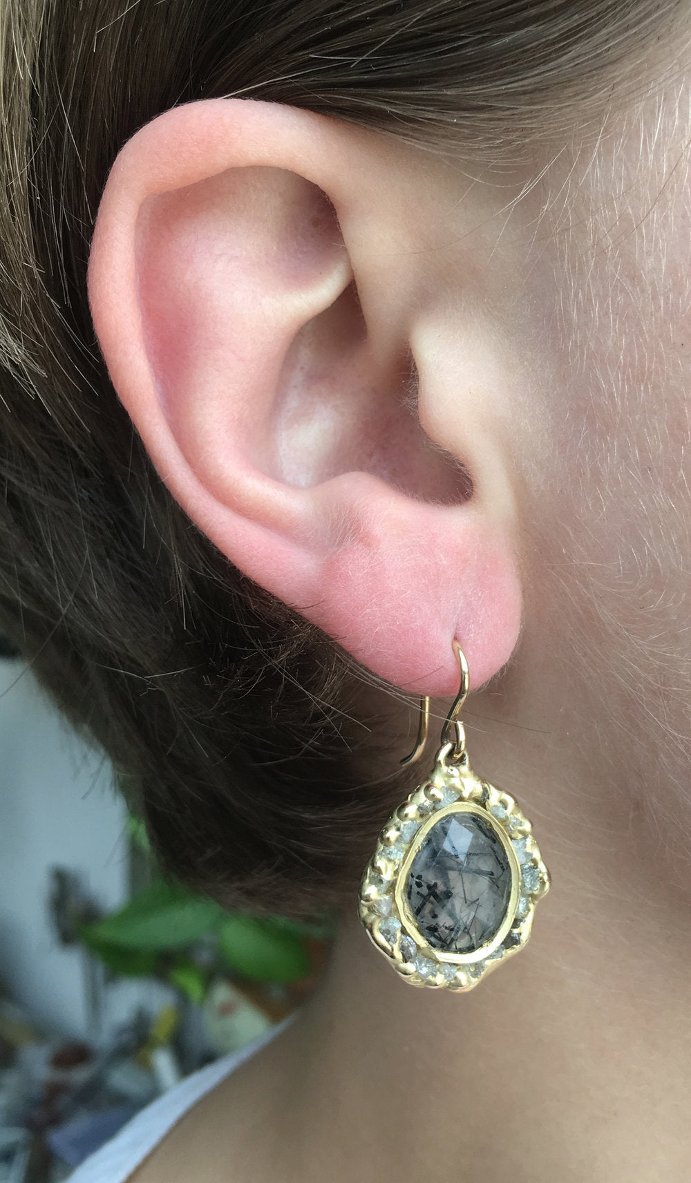 Solar Plexus Earrings