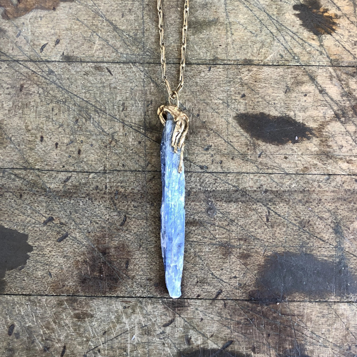 Vertical Waterfall Pendant