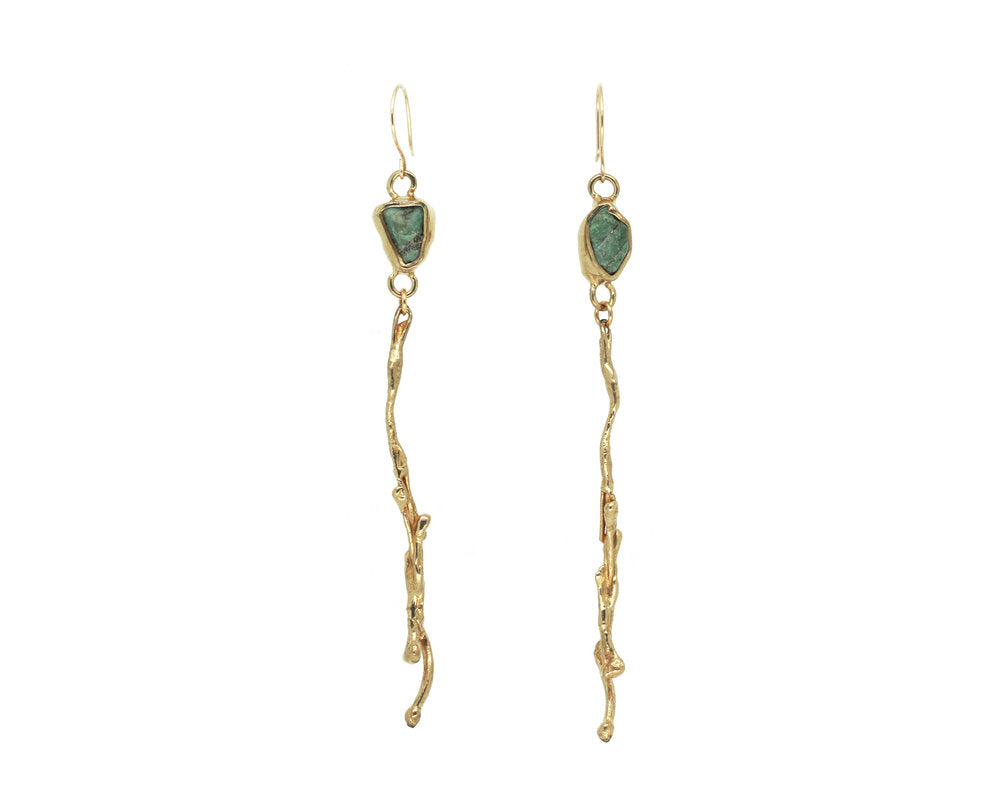 Weeping Willow Earrings