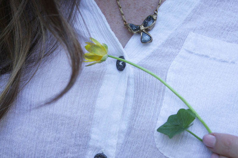 Wildflower Solo Pendant