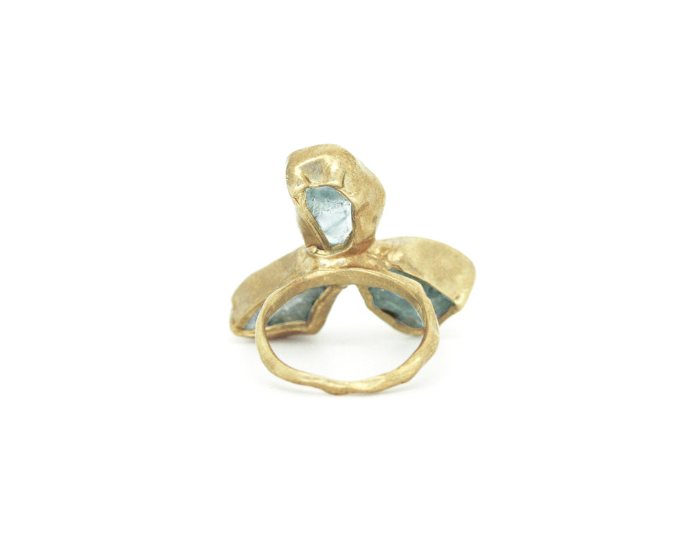 Wildflower Solo Ring