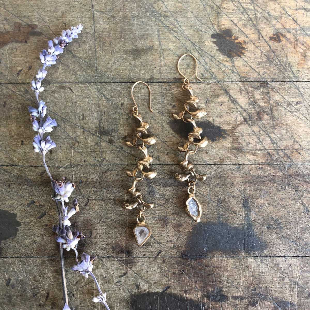 Wisteria Earrings