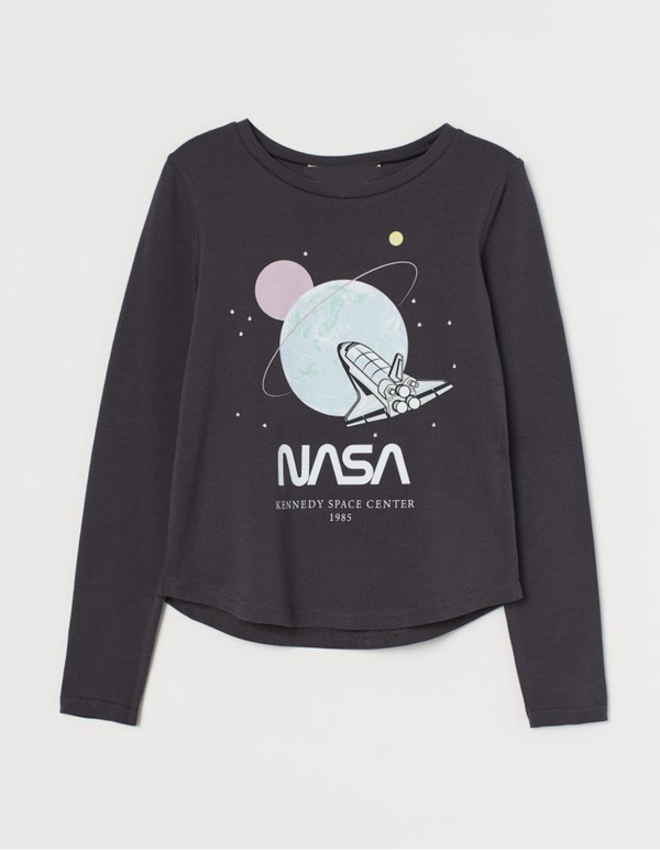 COOL NASA T-SHIRT