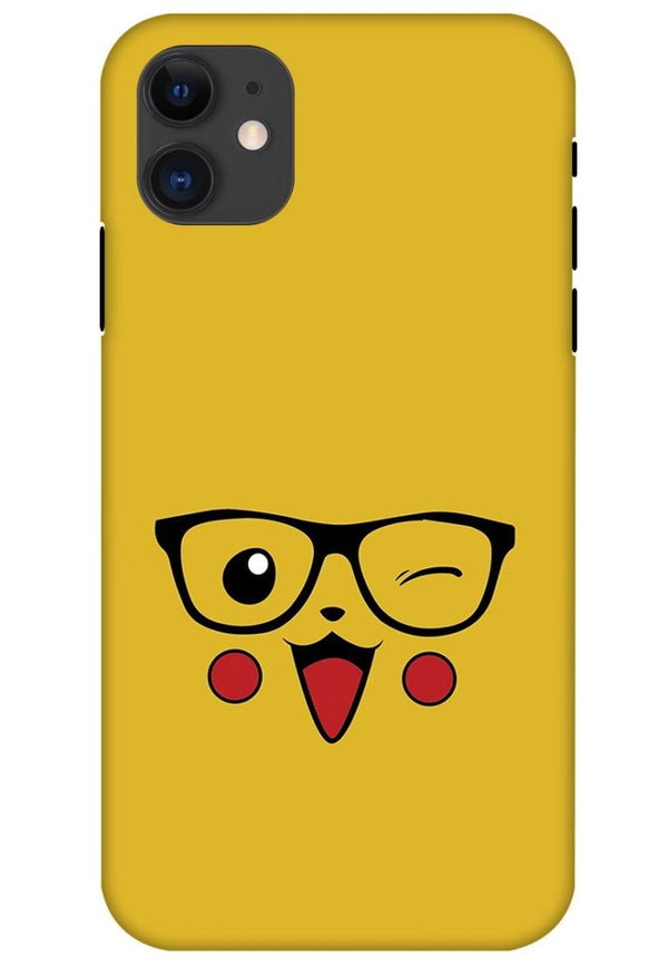 Cute Pikachu (Hard Cover)