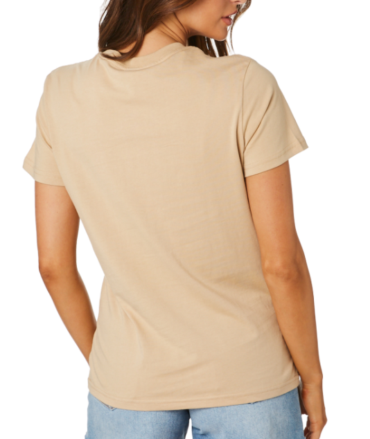 Designed Brown T-Shirt