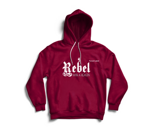 REBEL WITH A REASON HOODIE
