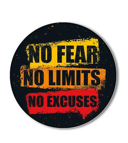 No Fear , No Limits