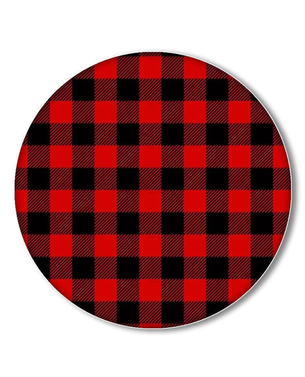 Black and Red checks