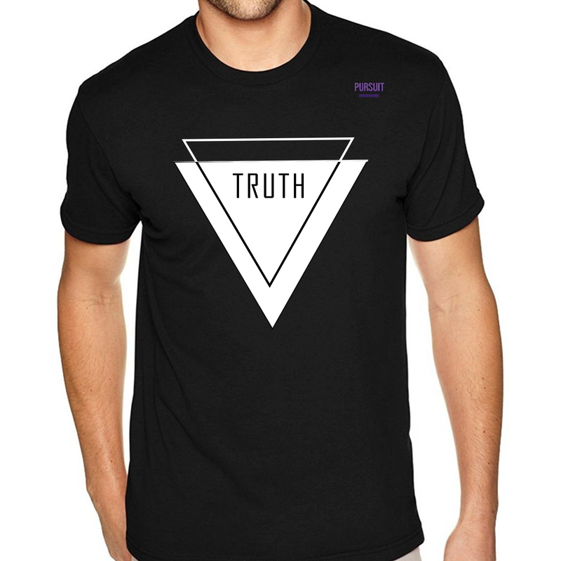 Truth Printed  T-Shirt