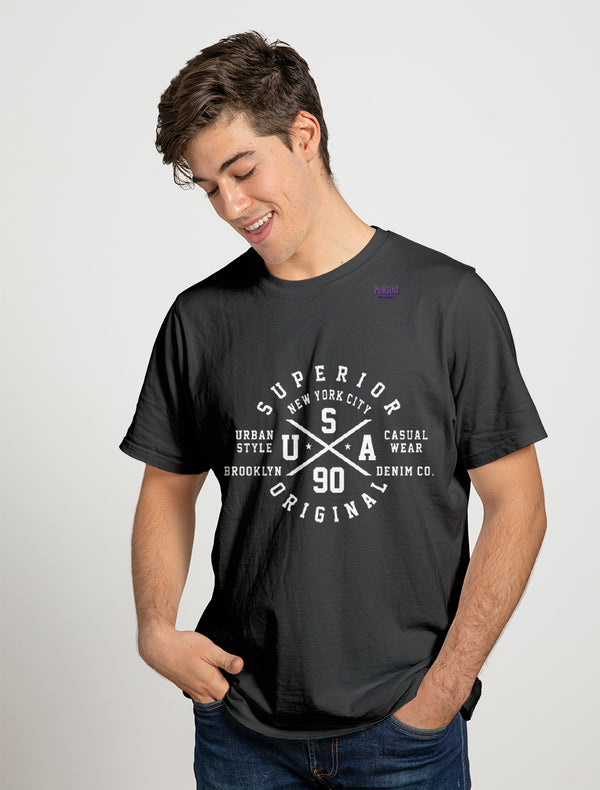 USA Typography T-shirt