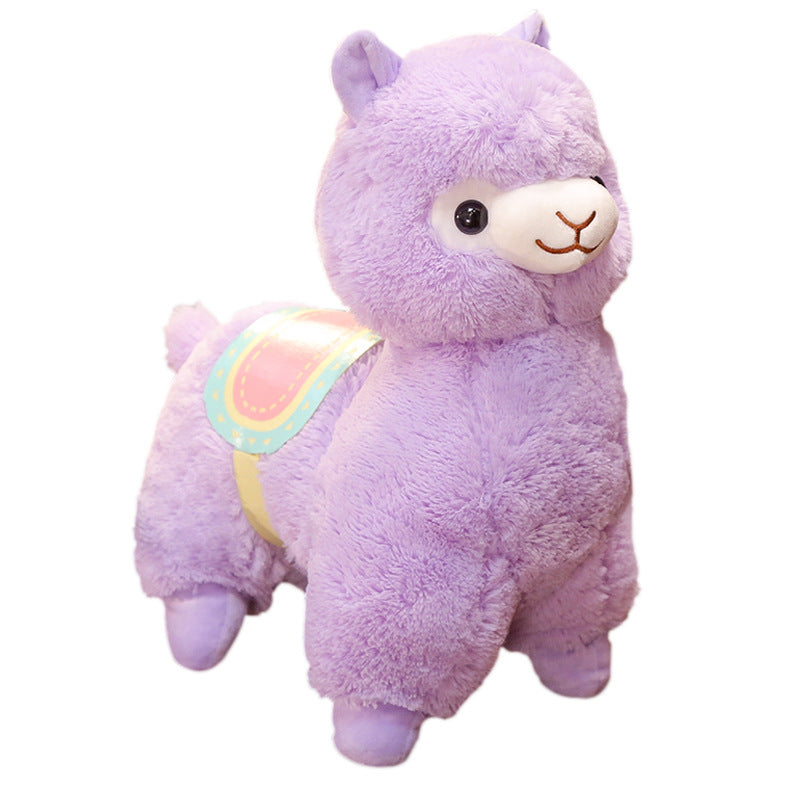 Llama Pillow Plush Stuffed Animal Alpaca Toy Christmas Birthday Gift