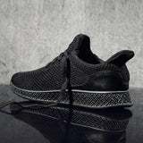 Men's Mesh Soft Shoes Men Comfortable Breathable Casual Soft Shoe