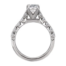 Load image into Gallery viewer, Classic Semi-Mount Diamond Ring