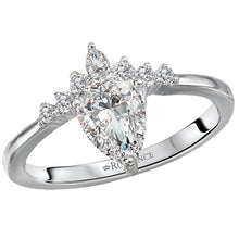 Load image into Gallery viewer, Diamond Semi-Mount Engagement Ring