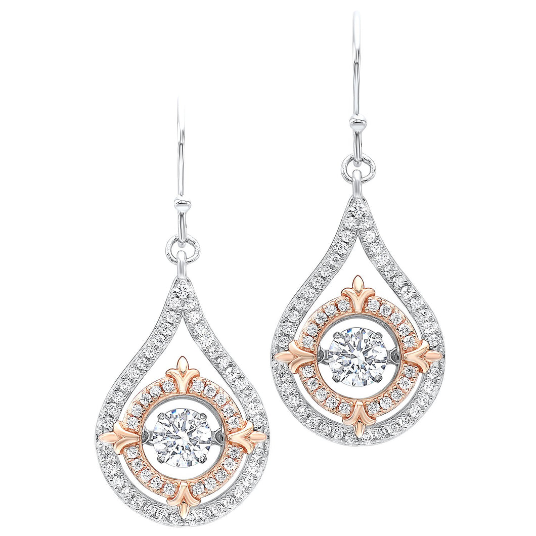 SS Earrings, Danwerke Jewelers, ER10153-SS