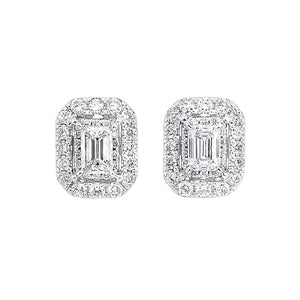 14KTW Earrings 1/2 Ctw, Danwerke Jewelers, ER10269-4WC