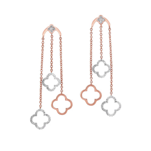 10KTR Earrings 3/8 Ctw, Danwerke Jewelers, ER10305-1PDSC