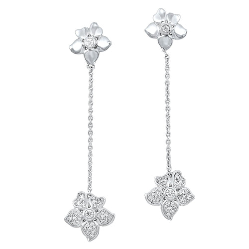 10KTW Earrings 1/4 Ctw, Danwerke Jewelers, ER27687-1WD