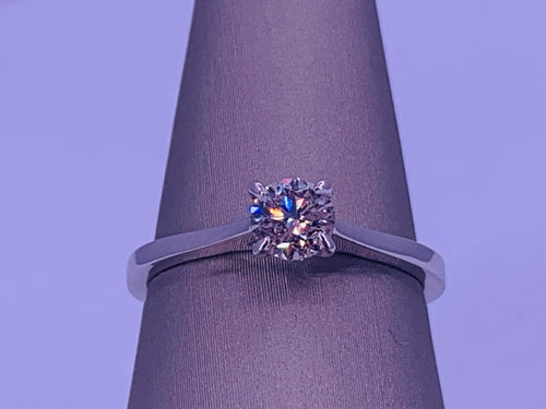 1/2 CTW Diamond Engagement Ring