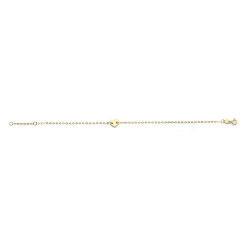 14kt Gold Chain Polished 0.75