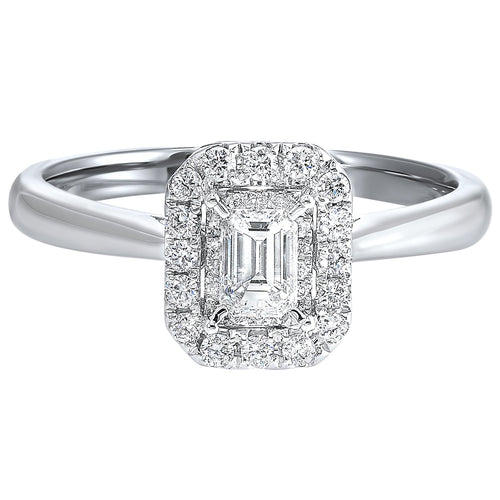 14K Diamond Ring 1/3 ctw, Danwerke Jewelers, RG10581-4WC