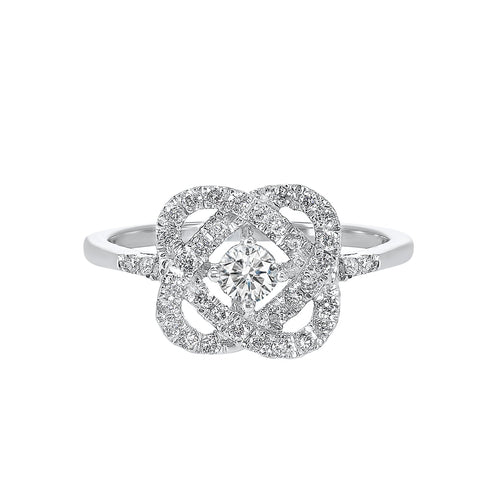14KTW Diamond Ring 1 ctw, Danwerke Jewelers, RG10837-4WF