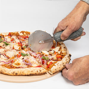 Stone Pizza Wheel