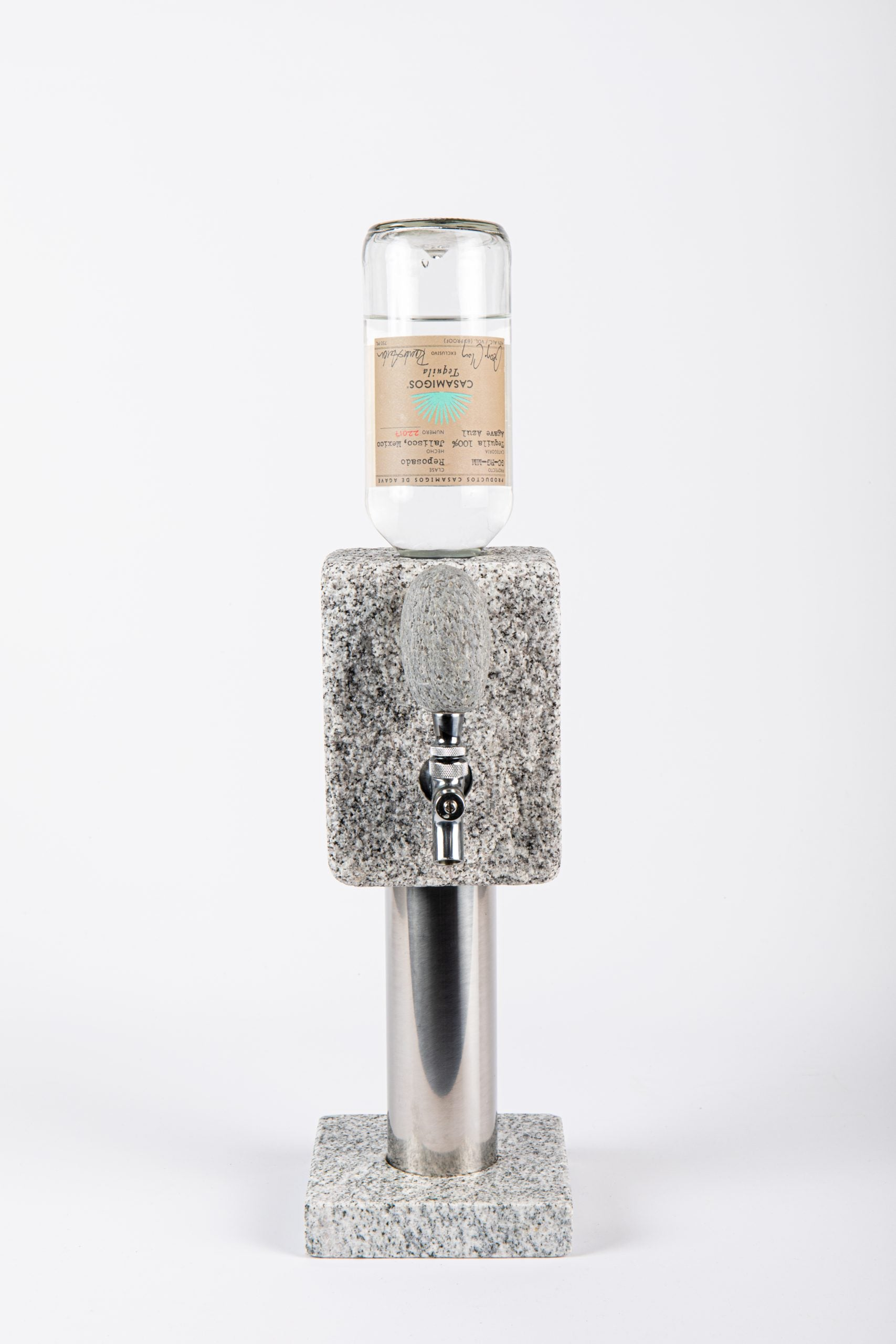The Ultimate Stone Beverage Dispenser