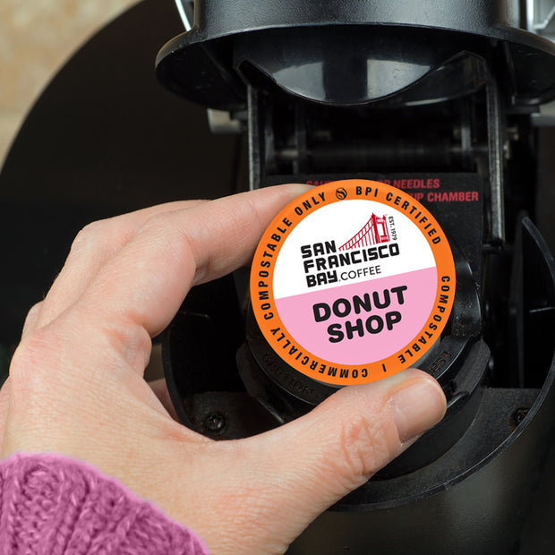 Donut Shop OneCUP™ Pods