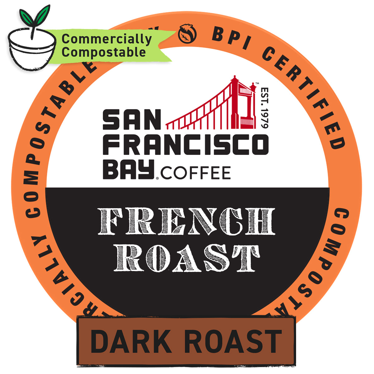 French Roast OneCUP™ Pods