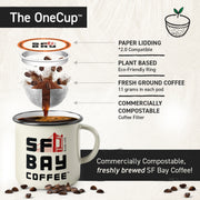 SF Bay Organic Rainforest Blend OneCups
