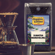 Organic Coffee Co. Sumatra Mandheling, 2 lb. Bag