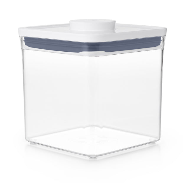 OXO Good Grips POP Container, Big Square Short, 2.8 Qt