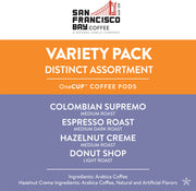 Distinct Assortment Variety Pack OneCUP™ Pods, 80 Count