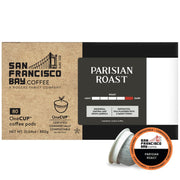Parisian Roast OneCUP™ Pods, 80 Count